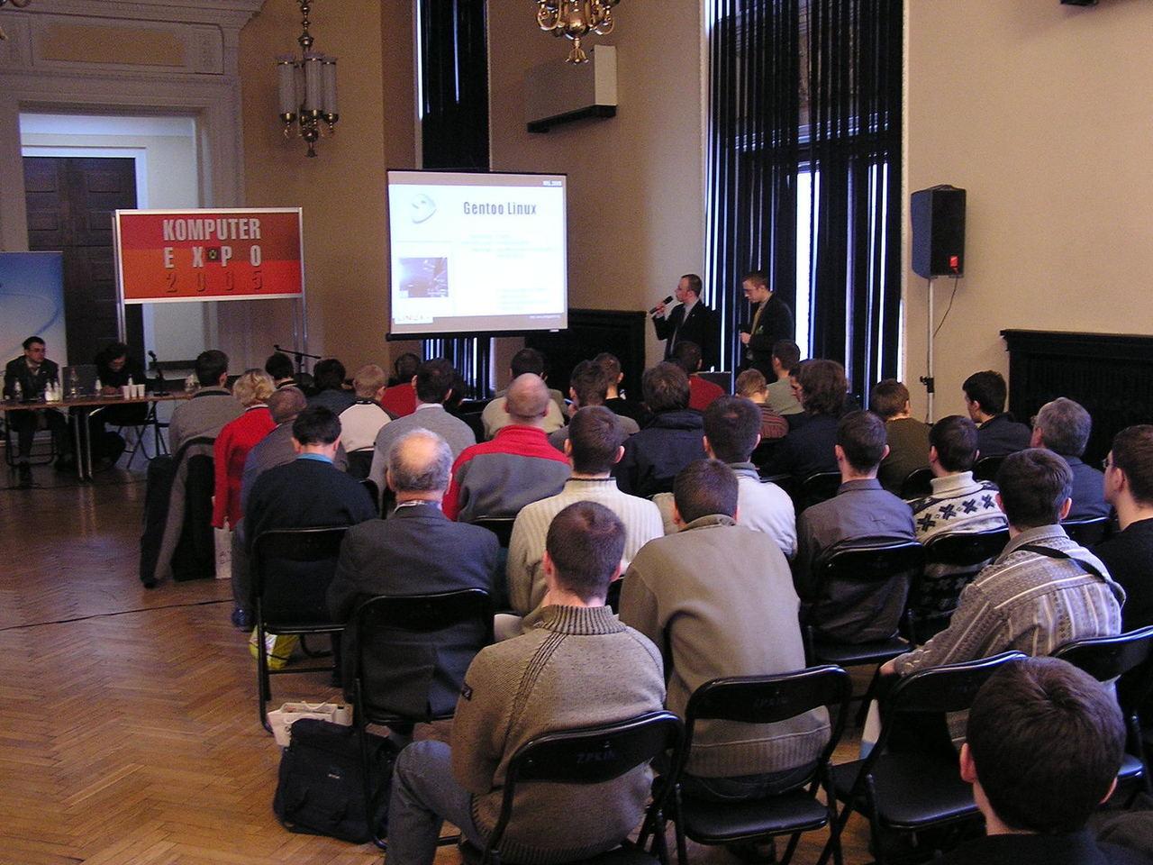 Warsztaty i konferencje szkoleniowe dla biznesu